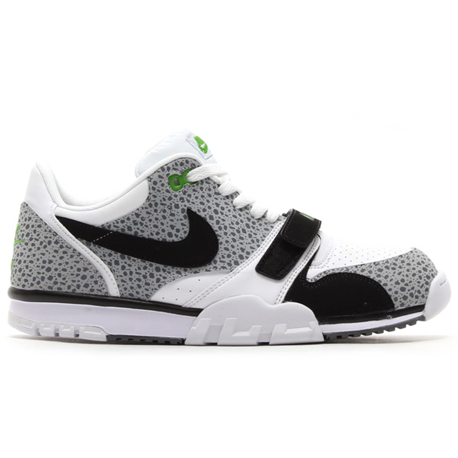 new nike air trainer 1 low st safari pack chlorophyll. Black Bedroom Furniture Sets. Home Design Ideas